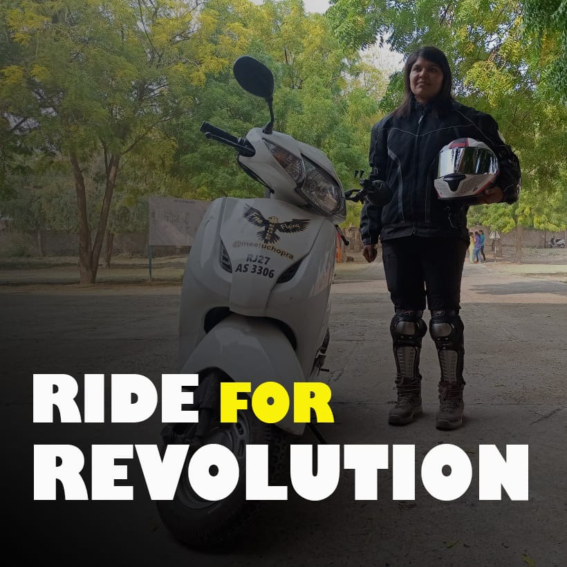 Ride For Revolution